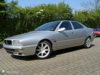 Maserati QUATTROPORTE - 3.2 V8 EVOLUZIONE MET FERRARI V8 3.2 MOTOR 336 PK UNIEK 3.2 V8