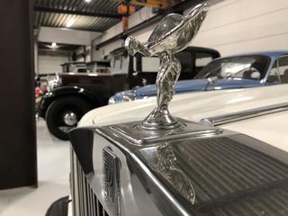 Rolls-Royce Silver Spur LWB
