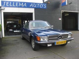 MERCEDES-BENZ SL-KLASSE SLC coupé