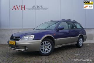 Subaru Legacy Outback 2.5 Outback AWD