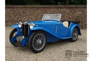 MG Bare-metal / Body-Off restored, TOP condition