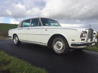 Rolls-Royce Silver SHADOW 6.8 Saloon type ll Benzine - LPG