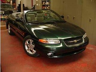 Chrysler STRATUS Excl. CHRYSLER Stratus cabrio 2.5i LX 1999 aut.