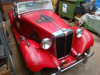MG Td red 27236