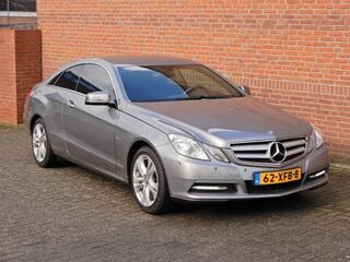 Mercedes-Benz E-KLASSE E 200 coupe Avantgarde automaat