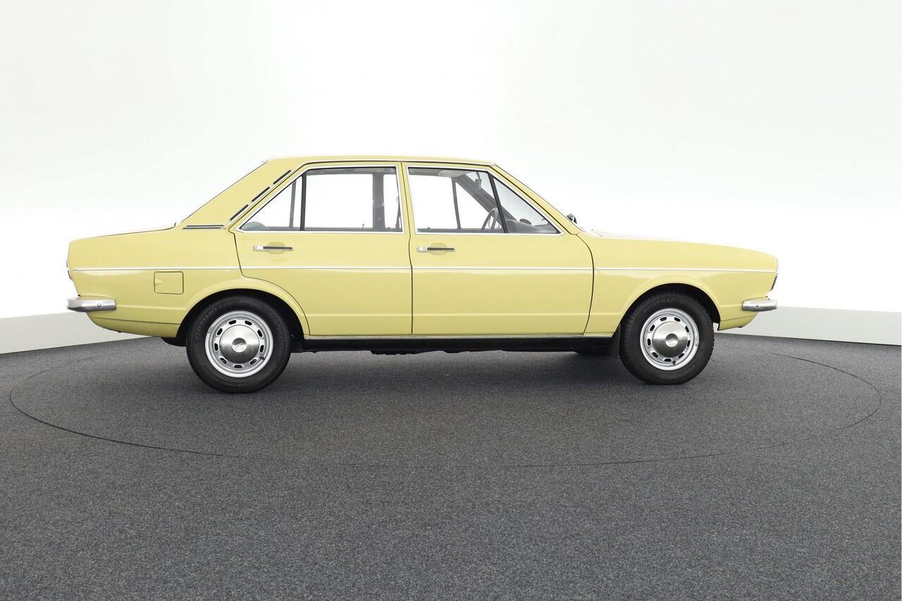 Audi 80 1.3 60pk L Originele NL Auto 1974, oldtimer, bj 1974 - Nederland Mobiel