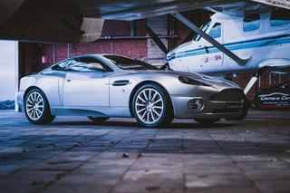 Aston Martin Vanquish V12 5.9i  48v|NAVIXENONCUIRCLIMATRONICPDC|
