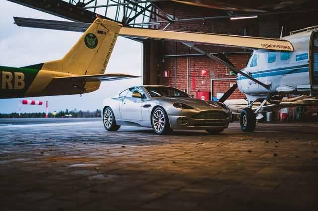 Aston Martin VANQUISH V12 5.9i  48v NAVIXENONCUIRCLIMATRONICPDC 