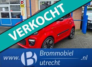 Microcar Brommobiel DUE PACK DESIGN DCI + STUURBEKR - ACTIEMODEL| op voorraad, snel rijden