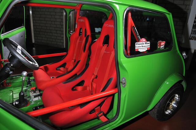 Mini CLUBMAN 1275 GT 1380CC 7-PORT