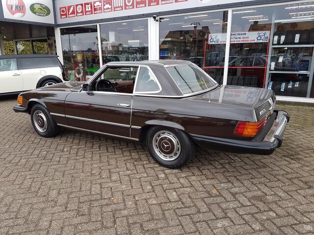 Mercedes-Benz SL-KLASSE 450 4.5 169KW INJ.