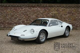 Ferrari DINO fully restored, Matching Number and Colors, TOP quailty