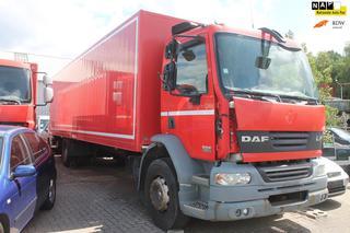 DAF 55 LF 18 220 Bakwagen
