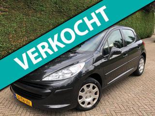 Peugeot 207 1.4-16V XR met 1 jaar apk geleverd