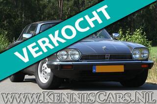 Jaguar XJ-S 1985 HE Targa Coupe Convertible