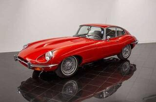 Jaguar E-TYPE 1970