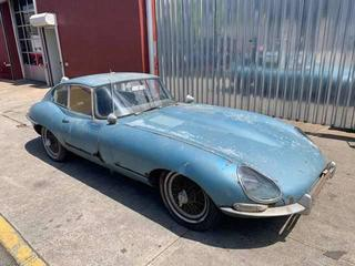Jaguar E-TYPE 1966