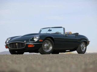 Jaguar E-TYPE 1972
