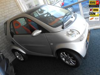 Smart Fortwo coupé 0.7 springtime