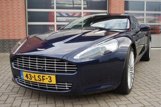 Aston Martin RAPIDE 6.0 V12 eerste eigenaar , origineel Nederlands