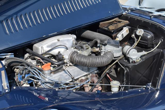 Morgan Plus 3.9 8 V8 2-seater
