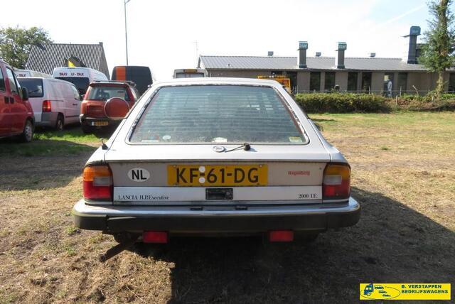 Lancia Beta 2000 HPE INJECTION