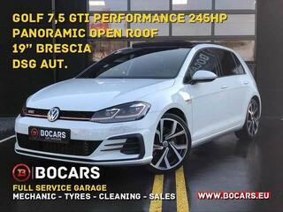 Volkswagen GOLF 2.0 TSI 245HP Performance DSG|Pano|Keyless-Go