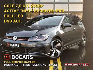Volkswagen GOLF 2.0 TSI 230pk| DSG|DiscoverPro|ActiveInfoDisplay