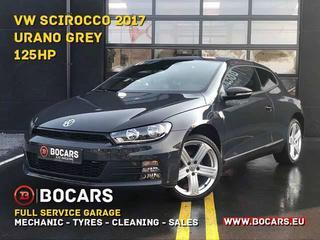 Volkswagen SCIROCCO 1.4 TSI 125pk | Navigatie | 18 Alu-wheels