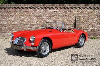 MG A 1600 Fully restored condition