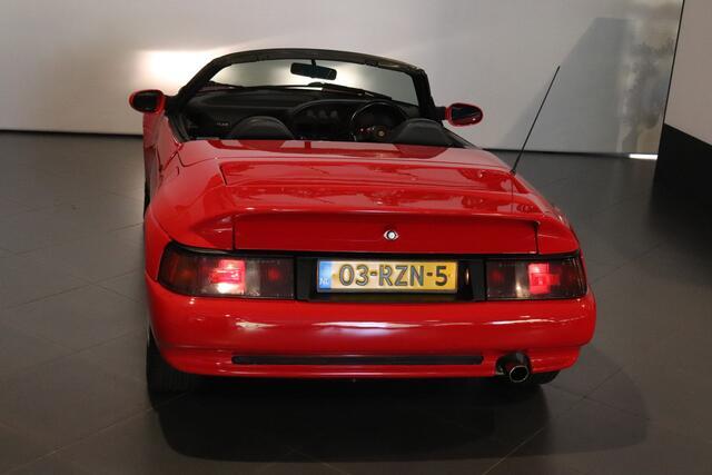Lotus ELAN - 1.6 SE Cabrio SUPERMOOI