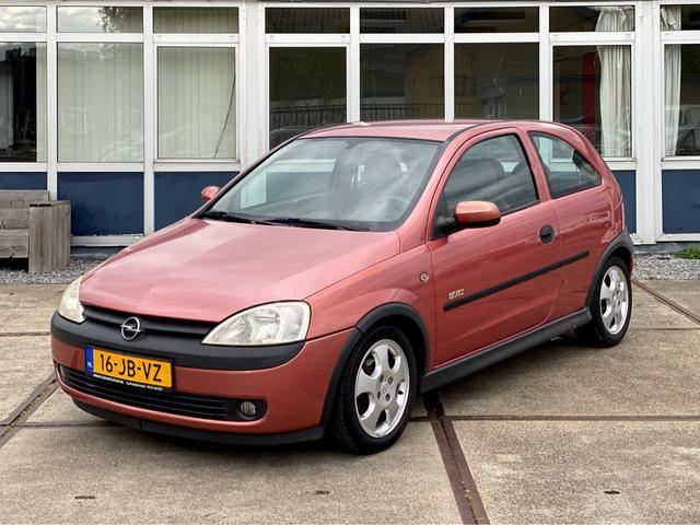 Opel Corsa 1.2-16V Eleg. |Airco |Stuurbkr |NAP