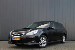 Subaru LEGACY Touring Wagon 2.0D Luxury