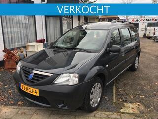 Dacia Logan MCV 1.6 Lauréate