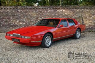 Aston Martin LAGONDA 4th owner, only 59.833 miles, one of only 645 made