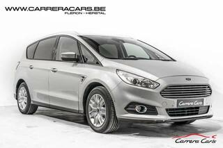 Ford S-MAX 2.0 TDCi Business Edition|7PLACESNAVIREGUPDC|