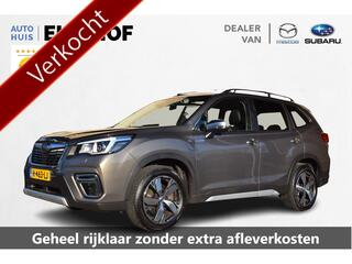 Subaru FORESTER 2.0i e-BOXER First Edition - Trekhaak - Rijklaaprijs -