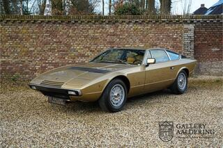 Maserati 4.9 with great history, top condition example