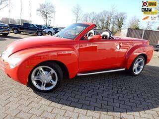 Chevrolet Ssr Super Sport Roadster V8 Aut. grijs kent. Cabrio