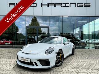 Porsche 911 GT3 4.0 PCCB Lift Carbon-stoelen BOSE Camera Porsche Approved