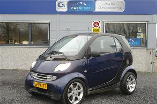 Smart Fortwo Coupe 0.7 pulse coupe