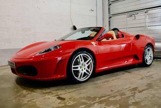 Ferrari F430 4.3i V8 32v Manual  Full History