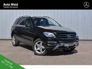MERCEDES-BENZ M-KLASSE ML 350 4 matic | Sport Pakket Interieur | Trekhaak | Comand | Luchtvering | Stoelverwarming |