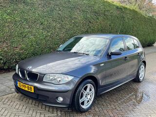 BMW 1-serie 116i CLIMATRONIC/NAP/AIRCO/LM VELGEN