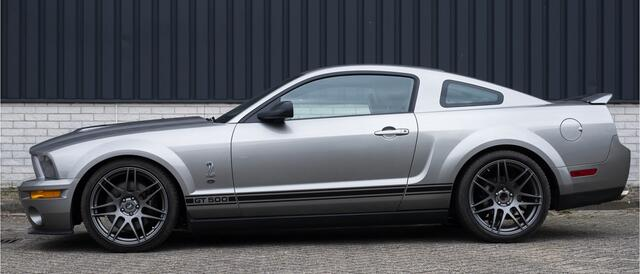 Ford (usa) Mustang GT 500 SHELBY SUPERCHARGED 680+PK