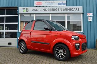Microcar M.go Stuurbekrachtiging | Airco | 299 KM