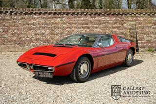 Maserati Bora 4.9 Great restored condition, only 275 made