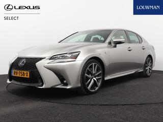 Lexus Gs 450h F Sport Line | LFA Cockpit | 4 wiel Sturing | Mark Levinson | Head Up Display |