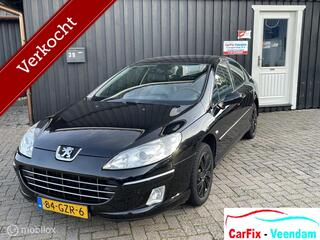 Peugeot 407 2.0 HDiF ST Pack Business