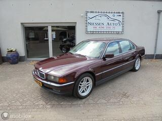 BMW 7-serie 750iL High-Line